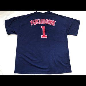 87ce4f887 Chicago Cubs Kosuke Fukudome Jersey Tee